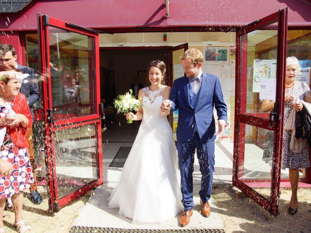Le mariage de Vincent et Emilie à La Malhoure, Côtes d'Armor 12