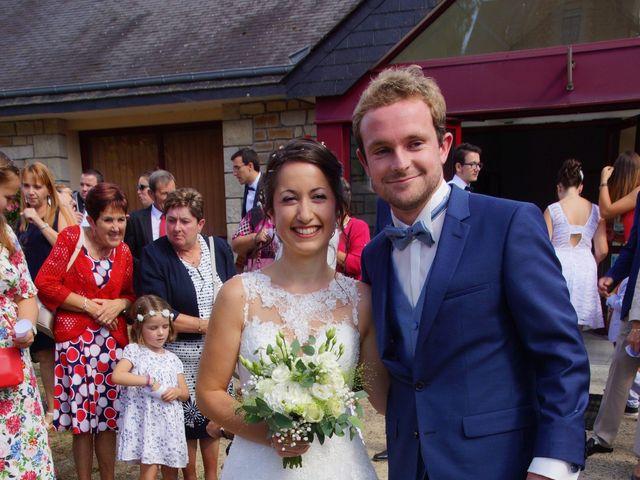 Le mariage de Vincent et Emilie à La Malhoure, Côtes d'Armor 13