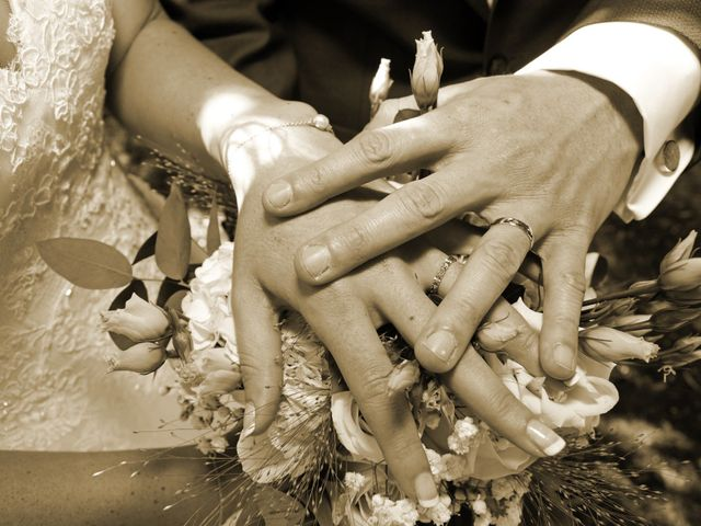Le mariage de Vincent et Emilie à La Malhoure, Côtes d'Armor 15
