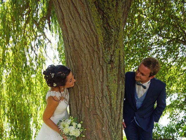 Le mariage de Vincent et Emilie à La Malhoure, Côtes d'Armor 17