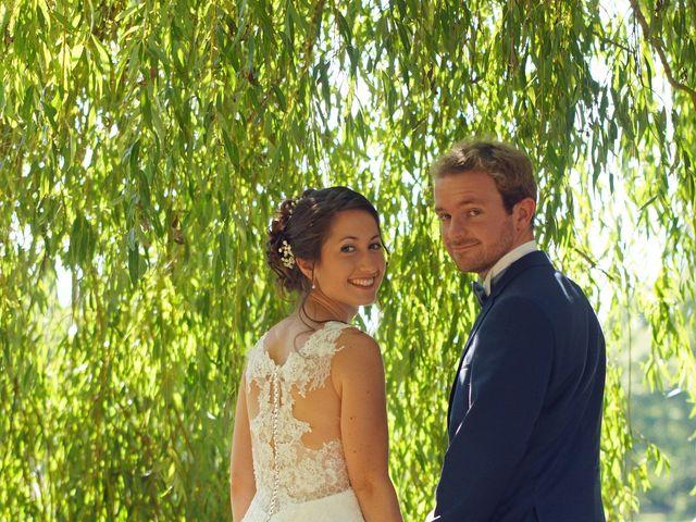 Le mariage de Vincent et Emilie à La Malhoure, Côtes d'Armor 18