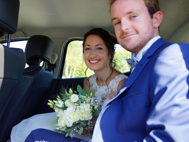 Le mariage de Vincent et Emilie à La Malhoure, Côtes d'Armor 21