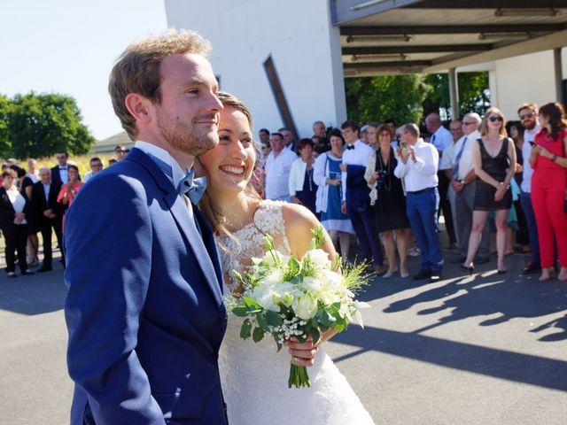 Le mariage de Vincent et Emilie à La Malhoure, Côtes d'Armor 22