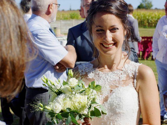 Le mariage de Vincent et Emilie à La Malhoure, Côtes d'Armor 23