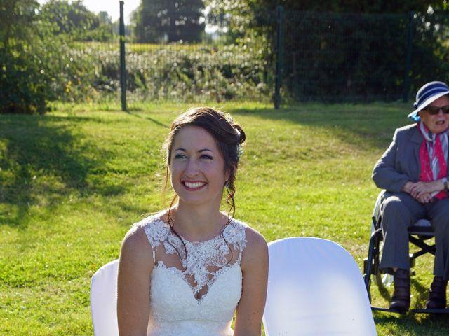 Le mariage de Vincent et Emilie à La Malhoure, Côtes d'Armor 31