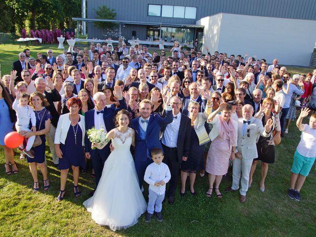 Le mariage de Vincent et Emilie à La Malhoure, Côtes d'Armor 33