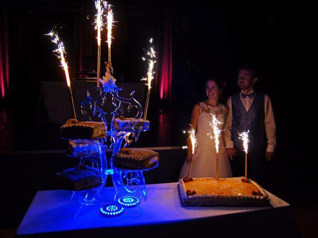 Le mariage de Vincent et Emilie à La Malhoure, Côtes d'Armor 35