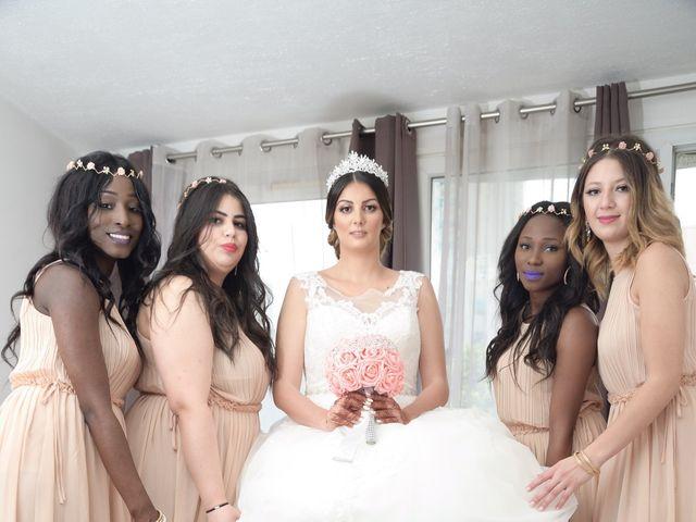 Le mariage de Salem et Chaima à Bobigny, Seine-Saint-Denis 14