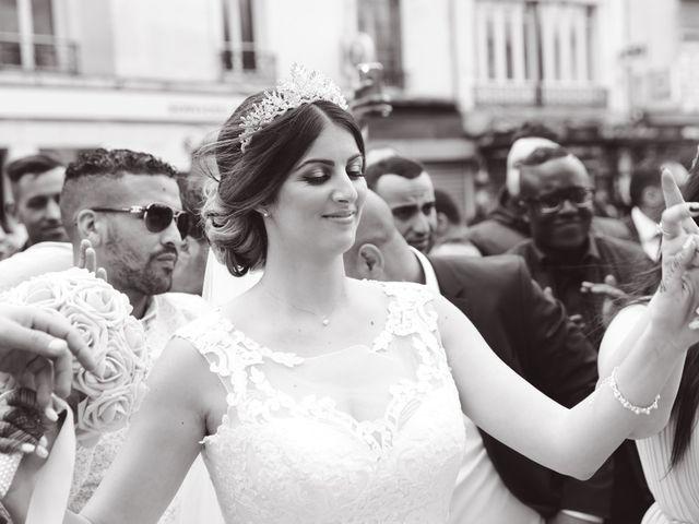 Le mariage de Salem et Chaima à Bobigny, Seine-Saint-Denis 24