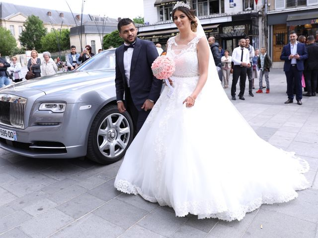 Le mariage de Salem et Chaima à Bobigny, Seine-Saint-Denis 25
