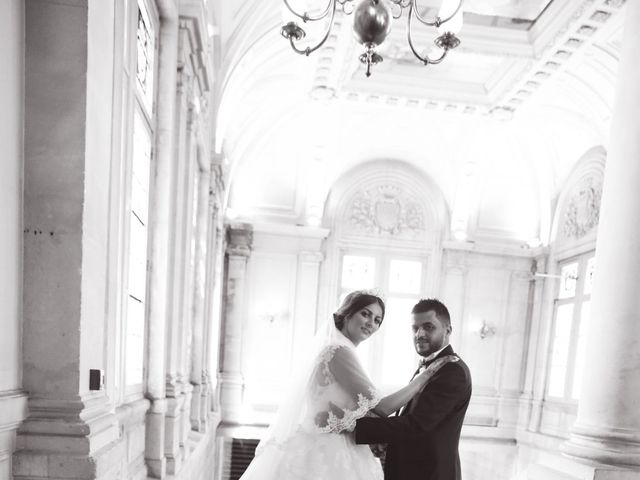 Le mariage de Salem et Chaima à Bobigny, Seine-Saint-Denis 27