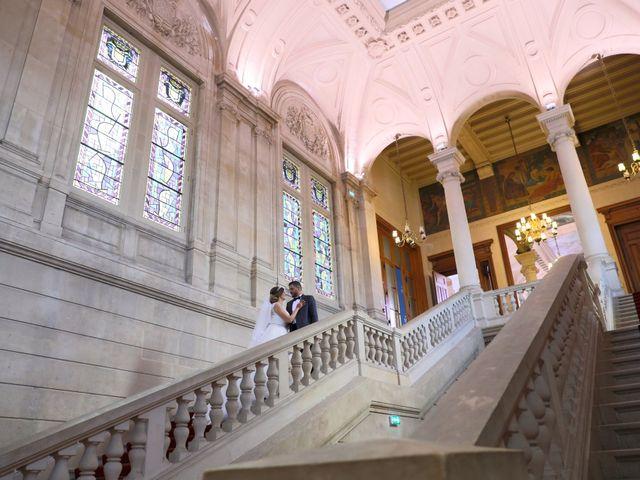 Le mariage de Salem et Chaima à Bobigny, Seine-Saint-Denis 31
