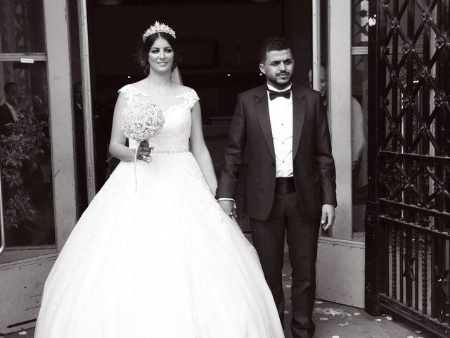 Le mariage de Salem et Chaima à Bobigny, Seine-Saint-Denis 32