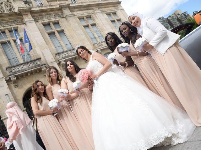 Le mariage de Salem et Chaima à Bobigny, Seine-Saint-Denis 33