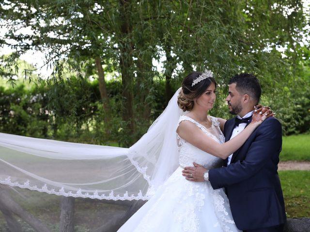 Le mariage de Salem et Chaima à Bobigny, Seine-Saint-Denis 40