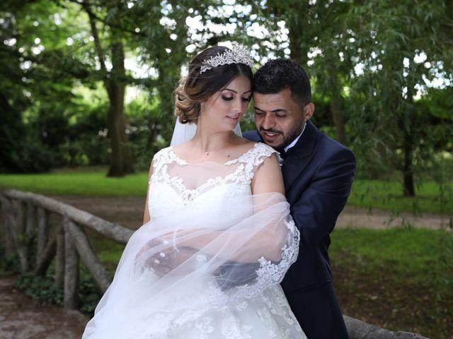 Le mariage de Salem et Chaima à Bobigny, Seine-Saint-Denis 42