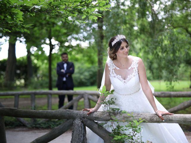 Le mariage de Salem et Chaima à Bobigny, Seine-Saint-Denis 49