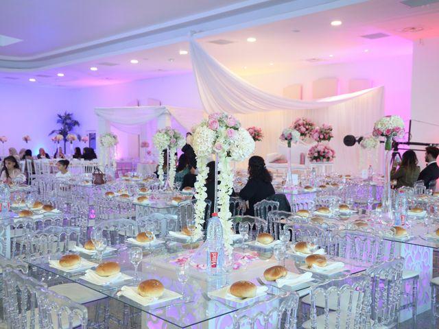 Le mariage de Salem et Chaima à Bobigny, Seine-Saint-Denis 56