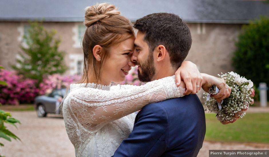 Le mariage de François et Emilie à Le Pouliguen, Loire Atlantique