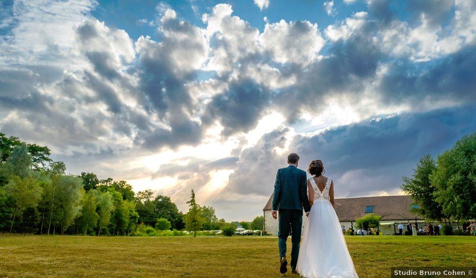 Le mariage de Julien et Nadège à Goussainville, Val-d'Oise