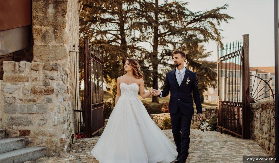 Le mariage de Julien et Clelia à Lyon, Rhône