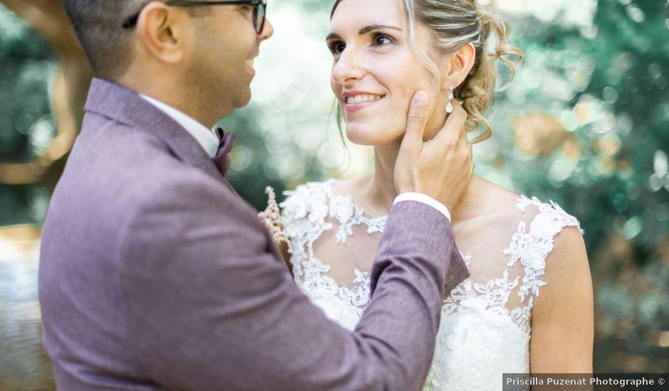Le mariage de Aziz et Virginie à Chevannes, Yonne