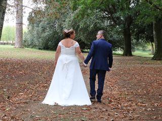 Le mariage de Gaëlle et Rodolphe