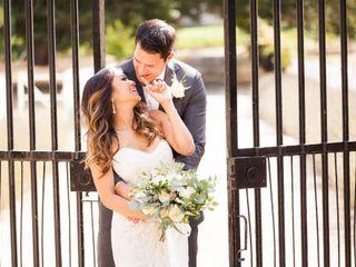 Le mariage de Jackie et Alex