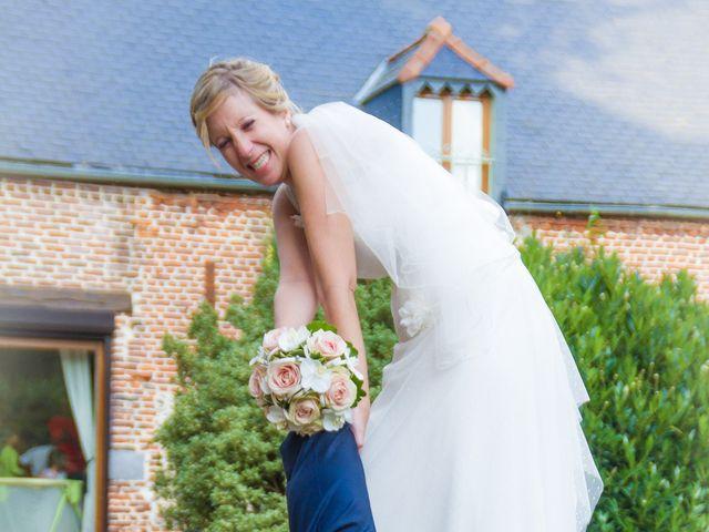 Le mariage de Guillaume et Céline à Viesly, Nord 1