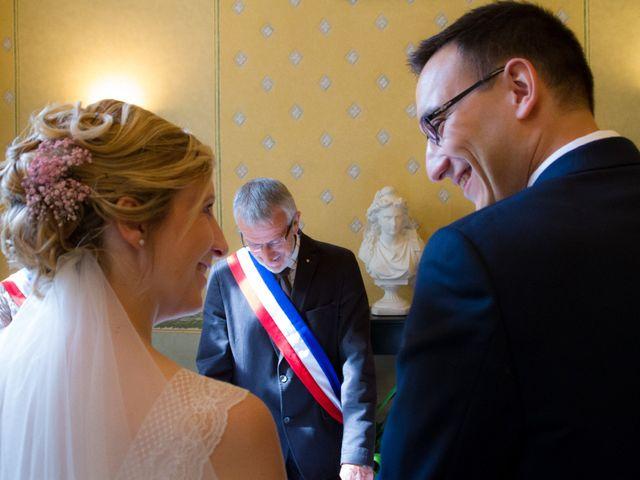 Le mariage de Guillaume et Céline à Viesly, Nord 11