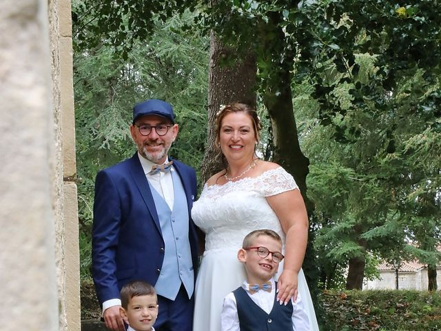 Le mariage de Rodolphe et Gaëlle à Villiers-en-Plaine, Deux-Sèvres 33