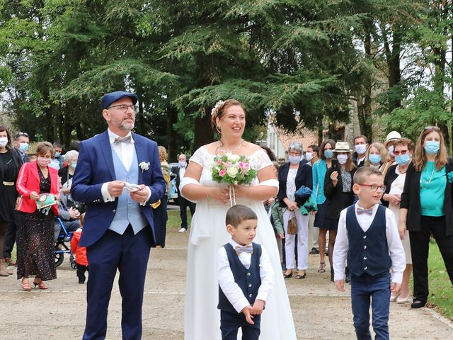 Le mariage de Rodolphe et Gaëlle à Villiers-en-Plaine, Deux-Sèvres 42
