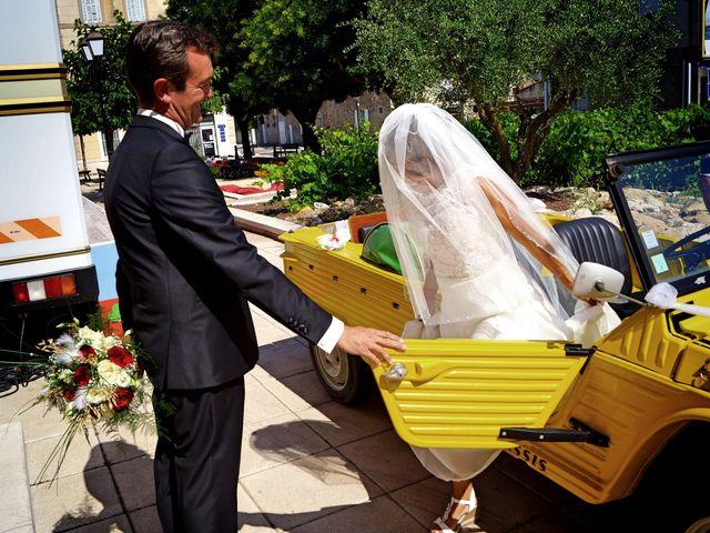 Le mariage de Laurent et Zakia à Cassis, Bouches-du-Rhône 3