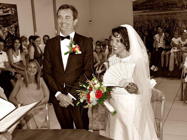 Le mariage de Laurent et Zakia à Cassis, Bouches-du-Rhône 4
