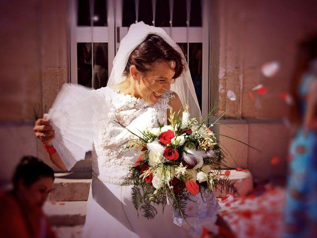 Le mariage de Laurent et Zakia à Cassis, Bouches-du-Rhône 6
