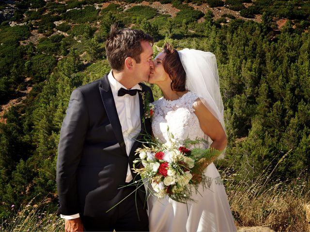 Le mariage de Laurent et Zakia à Cassis, Bouches-du-Rhône 8