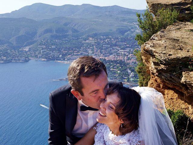 Le mariage de Laurent et Zakia à Cassis, Bouches-du-Rhône 10