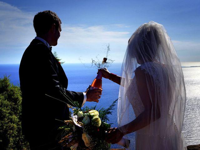 Le mariage de Laurent et Zakia à Cassis, Bouches-du-Rhône 1