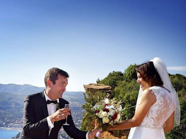 Le mariage de Laurent et Zakia à Cassis, Bouches-du-Rhône 11