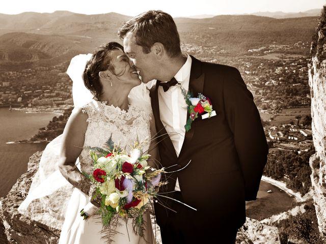 Le mariage de Laurent et Zakia à Cassis, Bouches-du-Rhône 13
