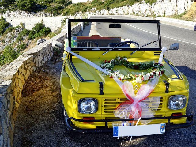 Le mariage de Laurent et Zakia à Cassis, Bouches-du-Rhône 19