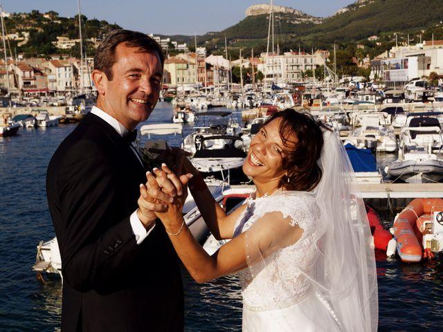 Le mariage de Laurent et Zakia à Cassis, Bouches-du-Rhône 20
