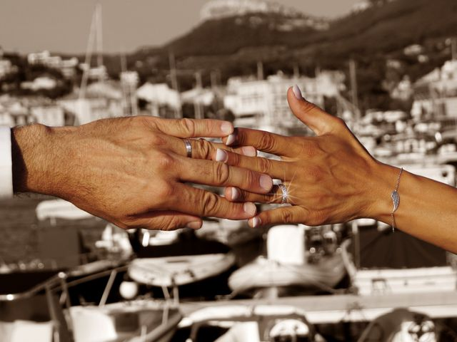 Le mariage de Laurent et Zakia à Cassis, Bouches-du-Rhône 22