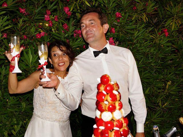 Le mariage de Laurent et Zakia à Cassis, Bouches-du-Rhône 31
