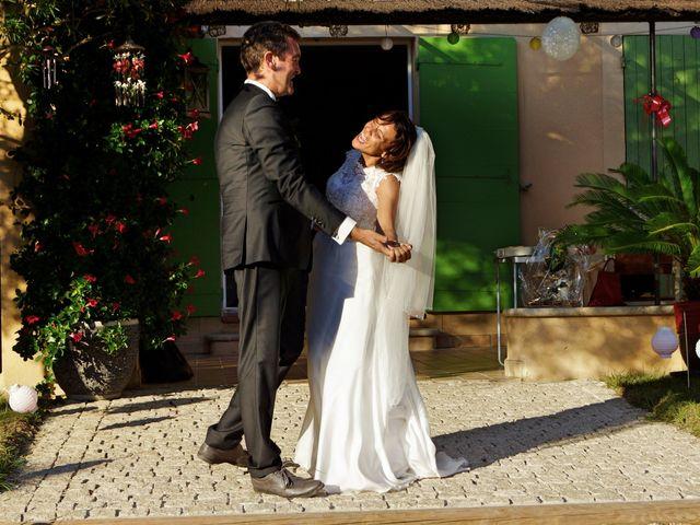 Le mariage de Laurent et Zakia à Cassis, Bouches-du-Rhône 23