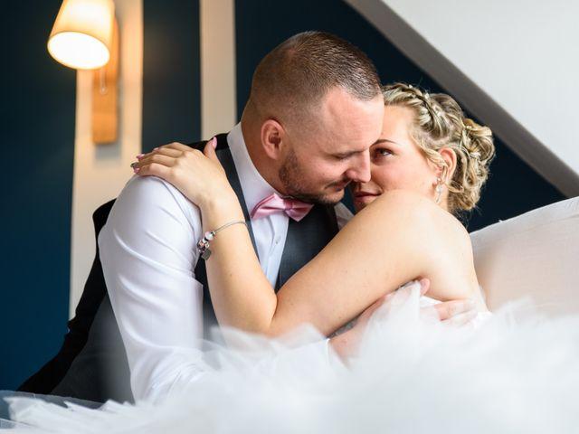 Le mariage de Mandy et Kevin