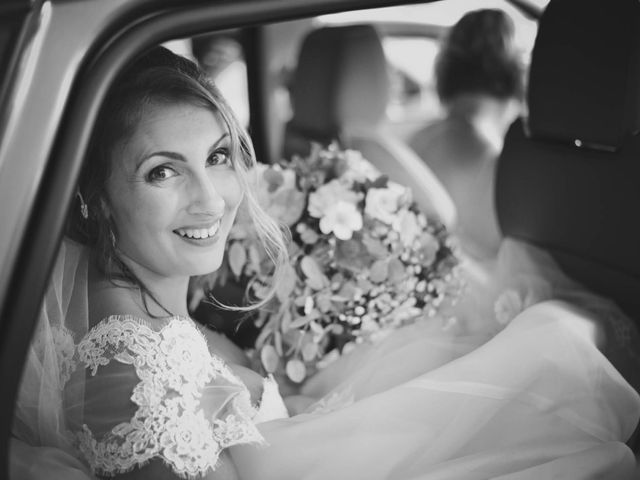 Le mariage de Damien et Marie à Fontienne, Alpes-de-Haute-Provence 21