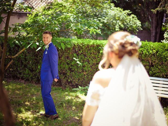Le mariage de Damien et Marie à Fontienne, Alpes-de-Haute-Provence 22