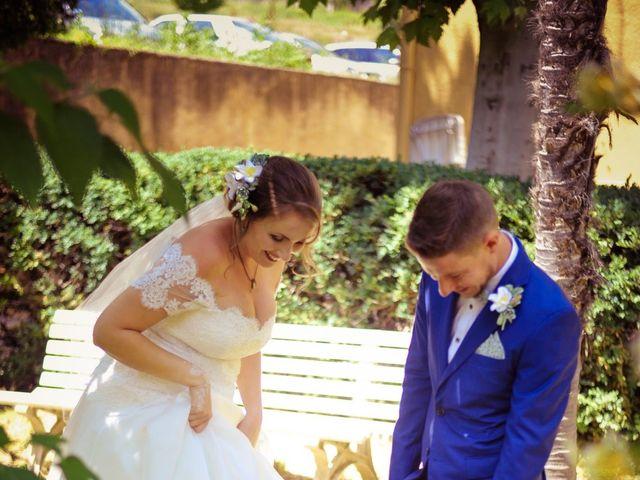 Le mariage de Damien et Marie à Fontienne, Alpes-de-Haute-Provence 23