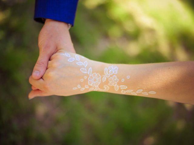 Le mariage de Damien et Marie à Fontienne, Alpes-de-Haute-Provence 24